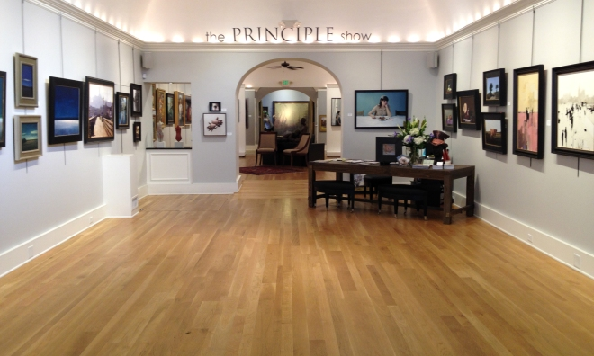 Principle Gallery Charleston at 125 Meeting Street, Charleston, SC