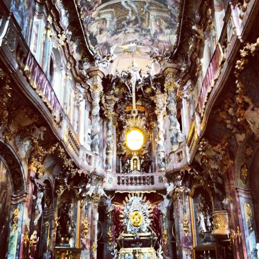 Assam Kirche, Munich
