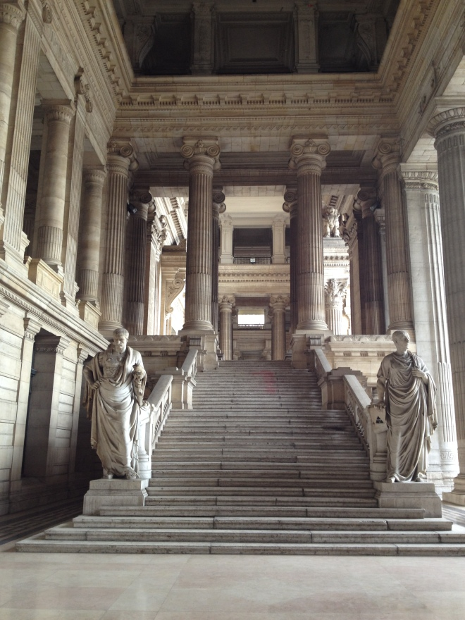 Palace of Justice, Brussels
