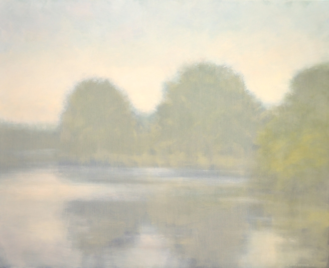 "Kevin Fitzgerald, ""Indian River Morning"""