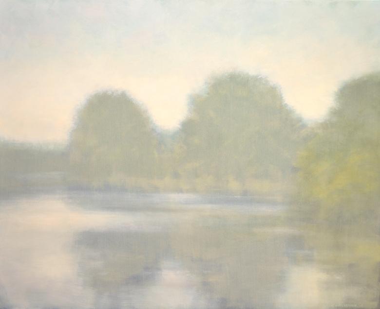 "Kevin Fitzgerald, ""Indian River Morning"""