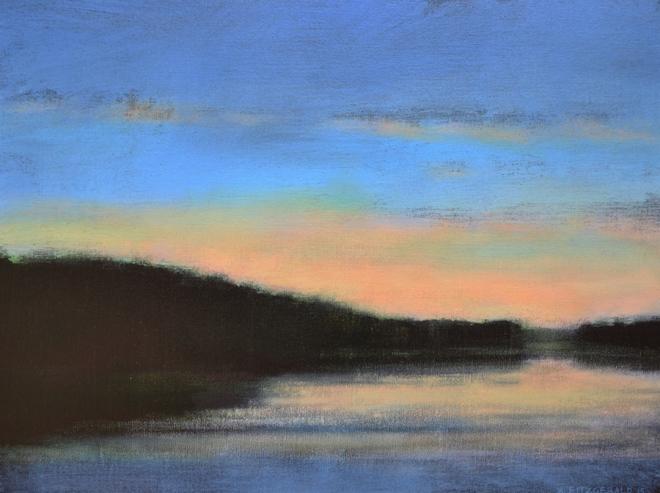 Ironshire Dawn 18x24 72
