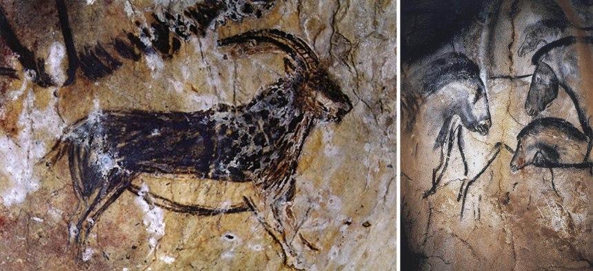Prehistoric Collage