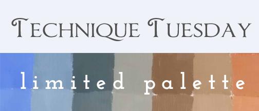 Technique Tuesday limited palette