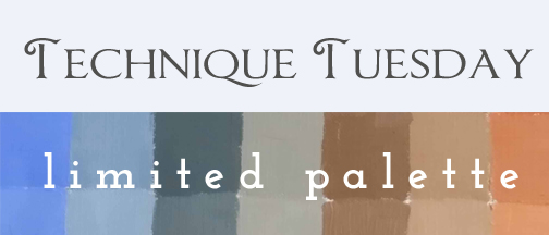Technique Tuesday limited palette