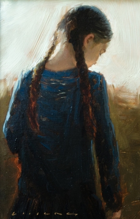 Girl with Braids HR