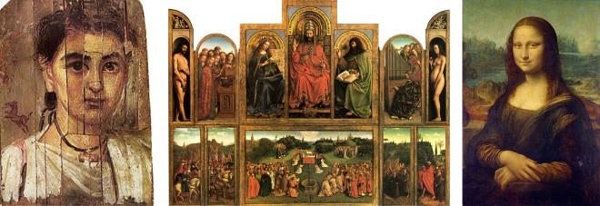 Panel Collage