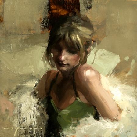 portrait study #7 72