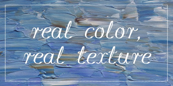 Real Color Texture