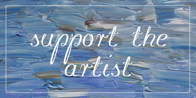 Support the artist