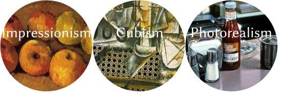 Imp Cubism Photo