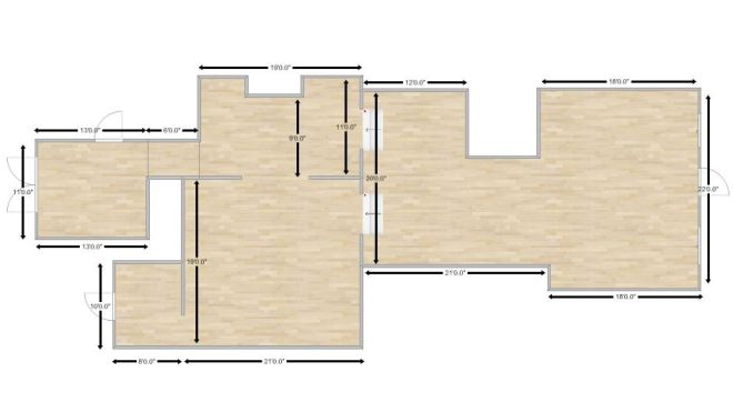 Gallery Floor Plan Full