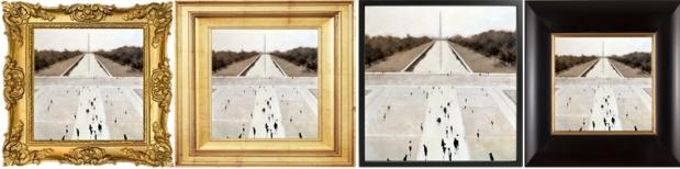 How to Frame Art: An AngledApproach