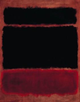 black-in-deep-red