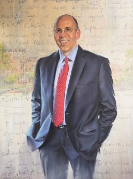 Paul Berman, Dean, GWU Law School