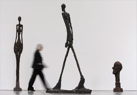 figure. 21 Alberto Giacometti