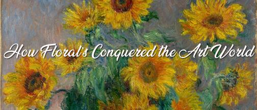 Florals Banner
