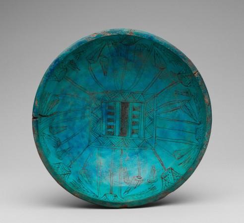 Marsh Bowl, Egypt, ca. 1550-1458