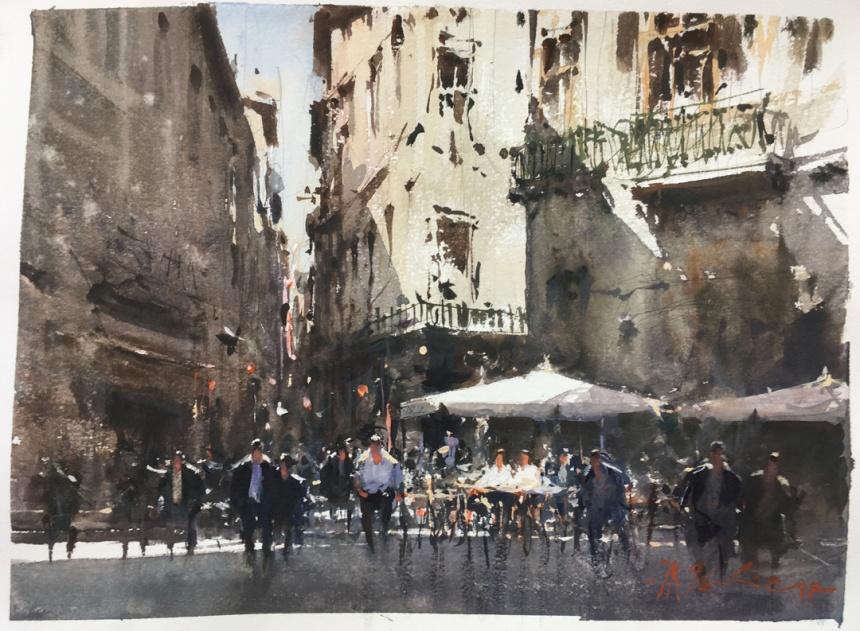 ZBUKVIC Sunny Corner, Barcelona 72