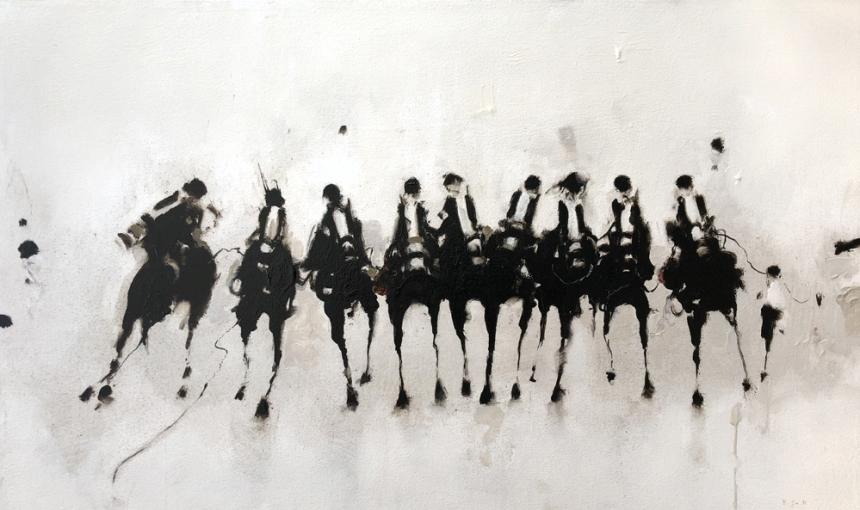 JOHNSON 9 Horses 72