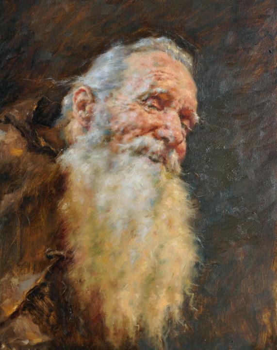 LIBERACE Laughing Philosopher (Mennipus)