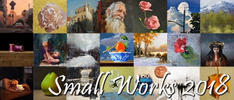Small Works Blog Banner