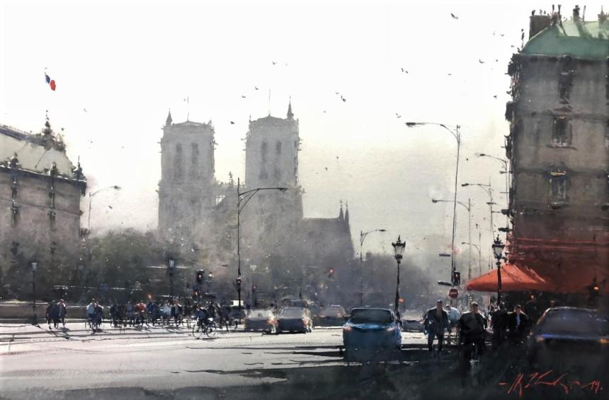 ZBUKVIC Notre Dame 72
